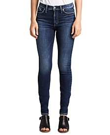 Calley Curvy Skinny Jean