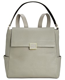Christie Leather Backpack