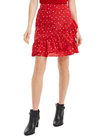 Maison Jules Ruffled Pull-On Skirt, Created For Macy's