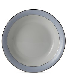 Bernardaud Dinnerware, Dune Blue Vegetable Dish