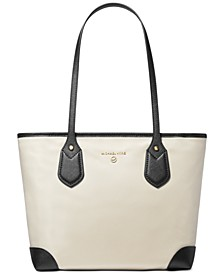 Eva Nylon Top Zip Tote