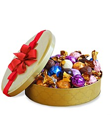 Godiva Greetings Gift Tin