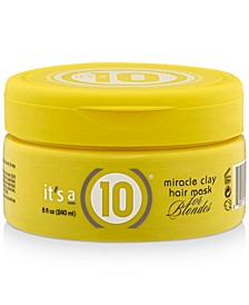 Miracle Clay Hair Mask For Blondes, 8-oz., from PUREBEAUTY Salon & Spa