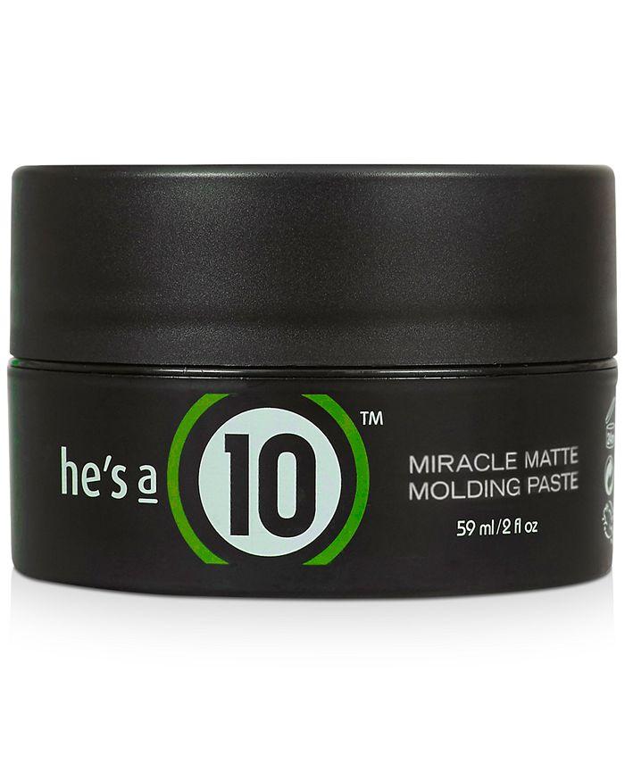 It's A 10 - It's a 10 He's a 10 Miracle Matte Molding Paste