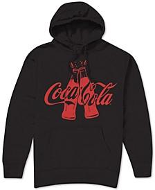 Coca-Cola Logo Men's Hoodie