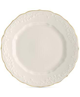 Classic Foulard Salad Plate, Created for Macy's