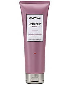 Kerasilk Color Cleansing Conditioner, 8.5-oz., from PUREBEAUTY Salon & Spa