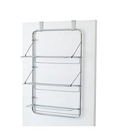 Over-the-door Cascading Drying Rack