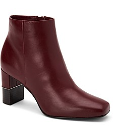 Women's Step 'N Flex Walliss Booties, Created for Macy's