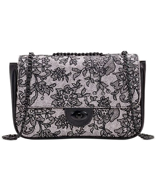 Patricia Nash Chantilly Lace Lorenza Crossbody