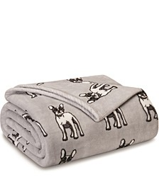 Winter Nights Plush Blanket, King