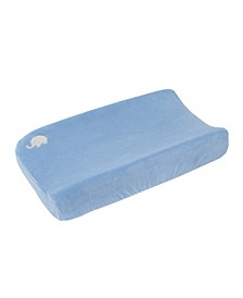 Elephant Plush Changing Pad Cover