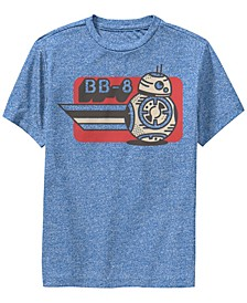 Big Boys Episode 9 BB-8 Card Short Sleeve T-Shirt