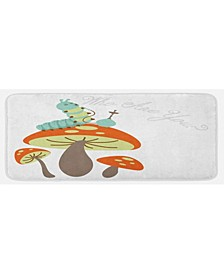 Alice in Wonderland Kitchen Mat