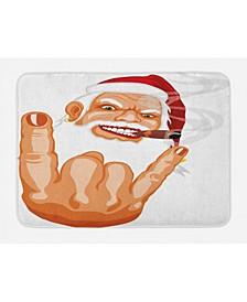 Christmas Bath Mat