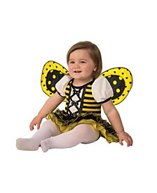 Toddler Girls Busy Bee Deluxe Costume