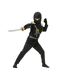 Big Boys Ninja Avenger Series 1 Costume