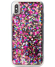 Party Confetti iPhone XS Max Case