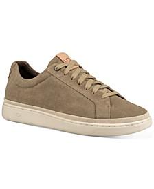 Men's Cali Low Suede Sneakers