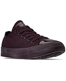 Women's Chuck Taylor x OPI Low Top Casual Sneakers from Finish Line