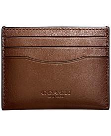 Men's Sport Leather Card Case