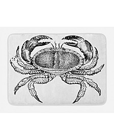 Crabs Bath Mat