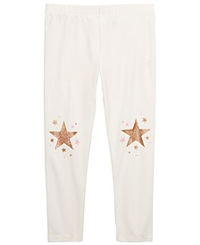 Toddler Girls Star Knee Leggings, Created For Macy's