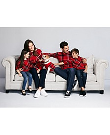 Plaid Family Sweaters, Created For Macy's