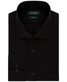 Men's Classic-Fit Solid Dress Shirt