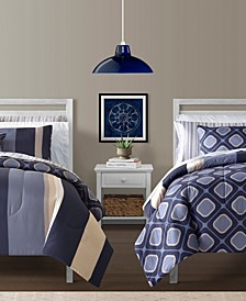 Austin Reversible 12-Pc. Comforter Set