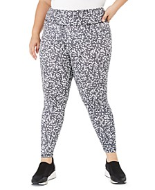 Plus Size Printed Leggings, Created for Macy's