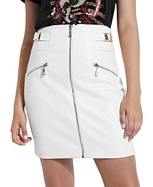 Demetria Buckle Skirt