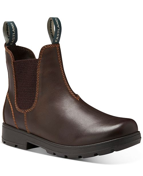 Eastland Shoe Men's Justin Chelsea Boots
