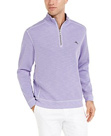 Men's Tobago Bay Half Zip Sweatshirt