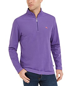 Men's Emfielder 2.0 Classic-Fit Moisture-Wicking 1/2-Zip Sweatshirt