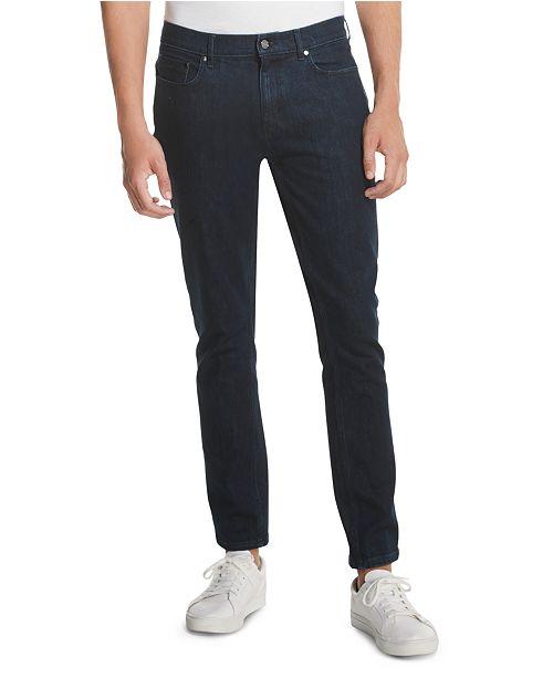 DKNY Men's Slim-Fit Five-Pocket Jeans