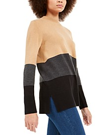 Normie Colorblocked Sweater