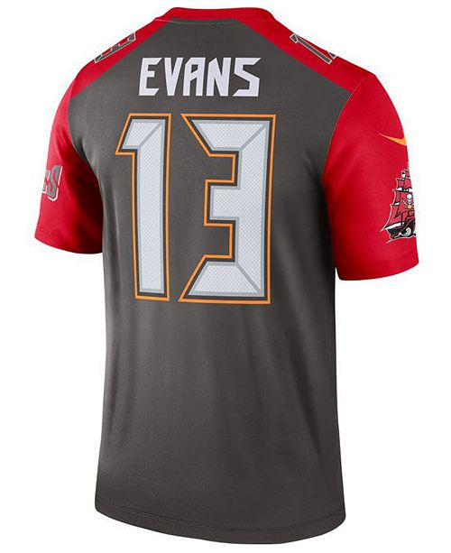 Nike Men's Mike Evans Tampa Bay Buccaneers Inverted Color Legend Jersey