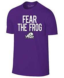 Men's Texas Christian Horned Frogs Slogan T-Shirt