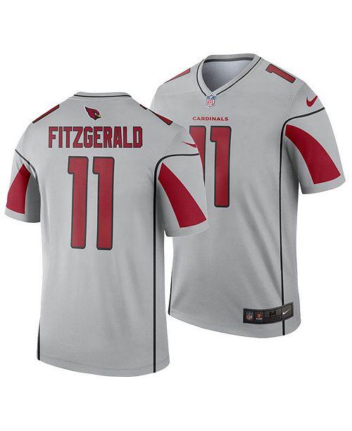 Nike Men's Larry Fitzgerald Arizona Cardinals Inverted Color Legend Jersey