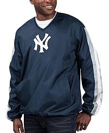 Men's Men's New York Yankees Pickoff V-Neck Pullover