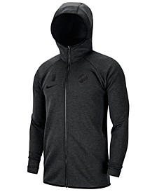 Men's Dallas Mavericks Showtime Dry Full-Zip Hoodie