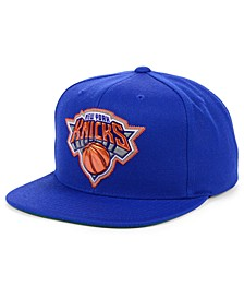 New York Knicks Zig Zag 3.0 Snapback Cap