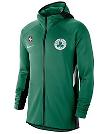 Men's Boston Celtics Thermaflex Showtime Full-Zip Hoodie