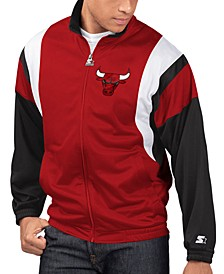 Men's Chicago Bulls The Contender Track Jacket