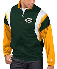 Men's Green Bay Packers The Contender Track Jacket