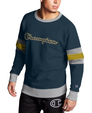 Champion T-shirts MEN'S COLORBLOCKED SWEATSHIRT