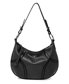 Devon Leather Hobo