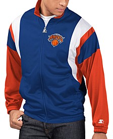 Men's New York Knicks The Contender Track Jacket