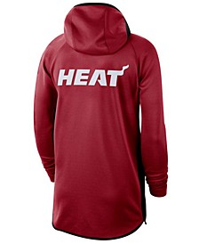 Men's Miami Heat Thermaflex Showtime Full-Zip Hoodie